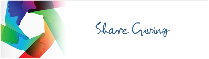 Share giving