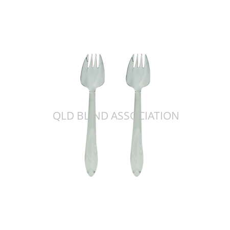 Buffet Fork Stainless Steel Set of 2