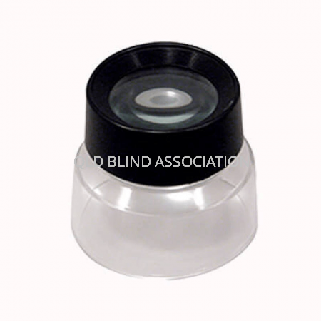 Stand Loupe 5x 6.5cm Diameter