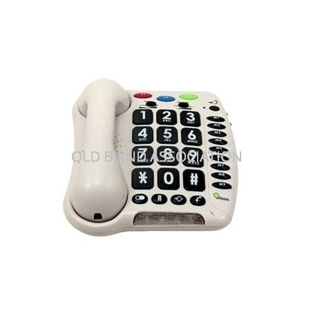 T43 Amplified Big Button Phone
