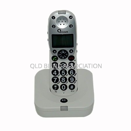 Amplified Digital Cordless Phone