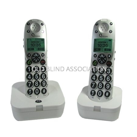 Amplified Digital Cordless Phone Extra Handset