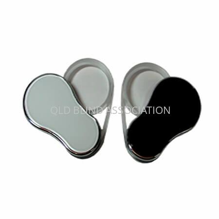 Foldable LED Magnifier 4.5cm 3x