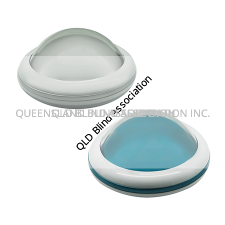 Silver and Grey Variations of the UFO Talking Alarm Clock
