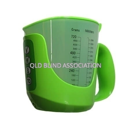 Talking Measuring Jug And Gauge 3 Cup