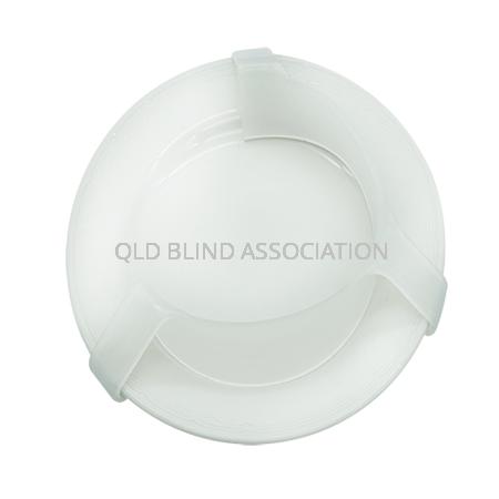 Translucent Plastic Plate Guard