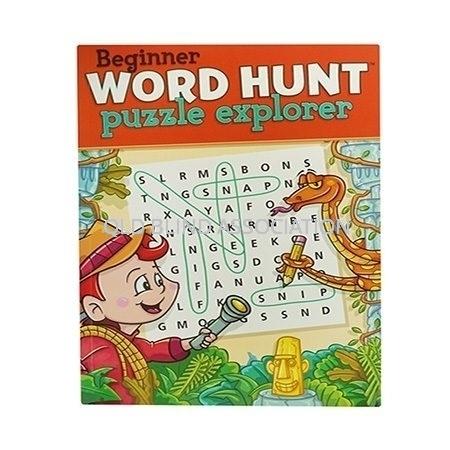 Beginner Word Hunt Puzzle Explorer
