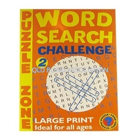 Wordsearch Challenge 2