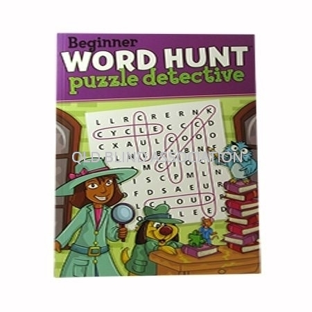 Beginner Word Hunt Puzzle Detective