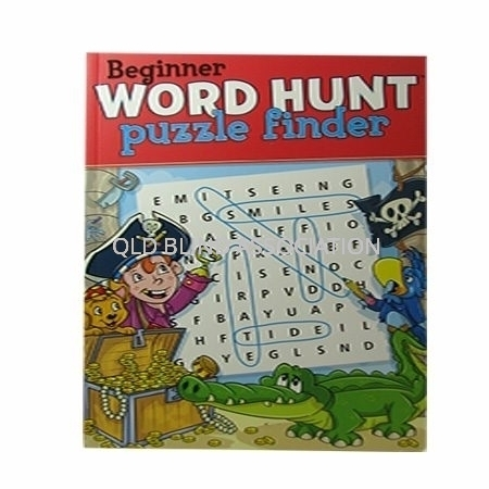 Beginner Word Hunt Puzzle Finder