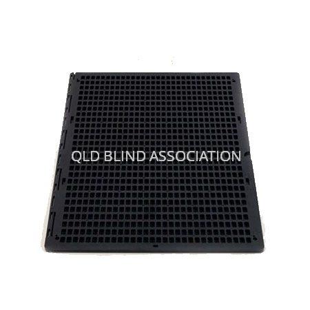 Braille Writing Slate A4 Plastic