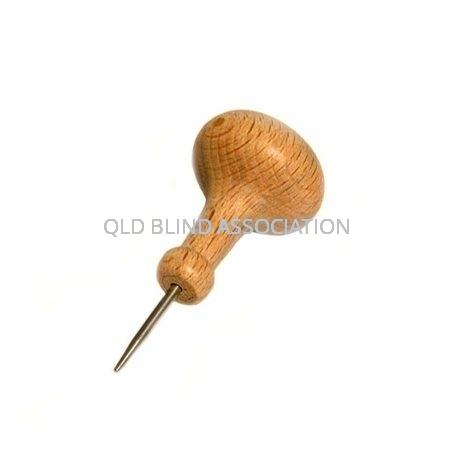 Stylus Mushroom Shape Wooden Top