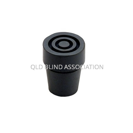 Replacement Rubber Support Cane Tip