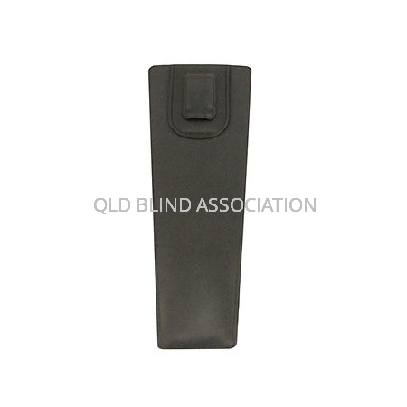 Black Leather Cane Holster