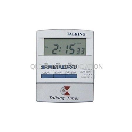 Tel Time Talking Digital Timer