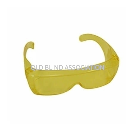 U50 UV Shield Standard Fitover Yellow 54%