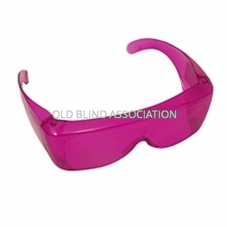 U70 UV Shield Standard Fitover Pink 44%