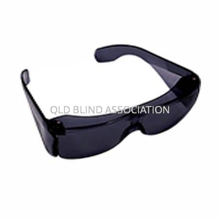 S23 UV Shield Small Fitover Dark Dark Grey 4%