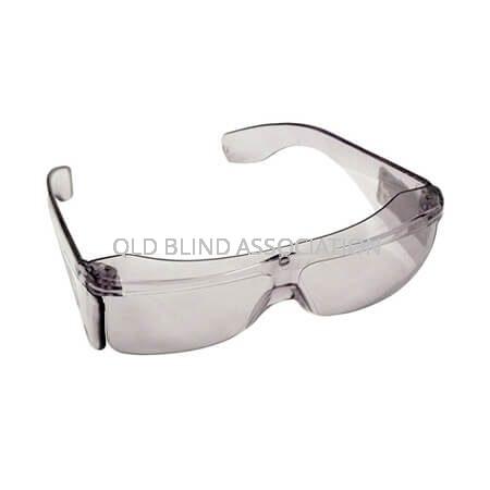 S20 UV Shield Small Fitover Light Grey 58%