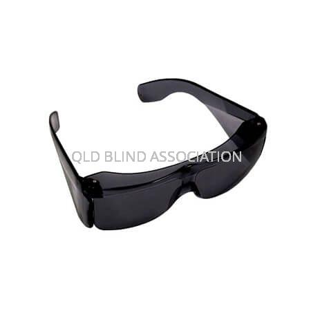 S22 UV Shield Small Fitover Dark Grey 13%