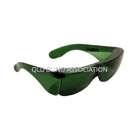 S30 UV Shield Small Fitover Green 7%