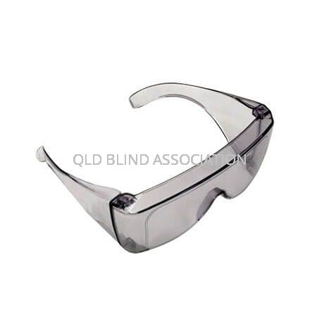 L20 UV Shield Large Fitover Light Grey 58%