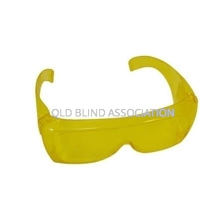 L50 UV Shield Large Fitover Yellow 54%