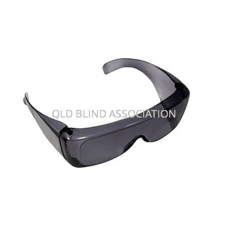 L21 UV Shield Large Fitover Medium Grey 32%