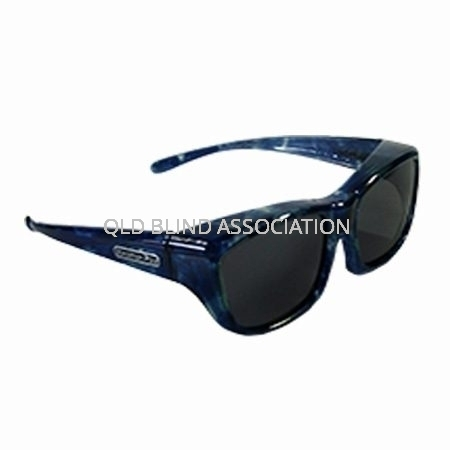 Choopa Blue Blast Frame Grey Lens Extra Small