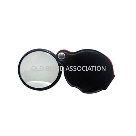 5x Folding Pocket Magnifier 4.7cm Diameter