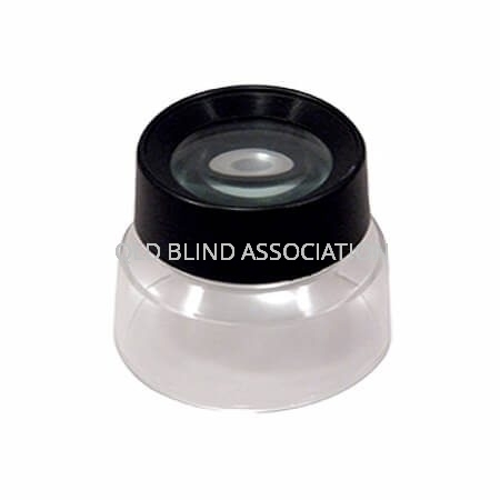 Stand Loupe 7x 4.5cm Diameter