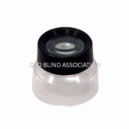Stand Loupe 10x 2.5cm Diameter