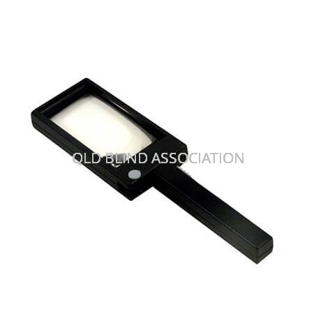 Magnifold Light Magnifier 2x Swivel Handle
