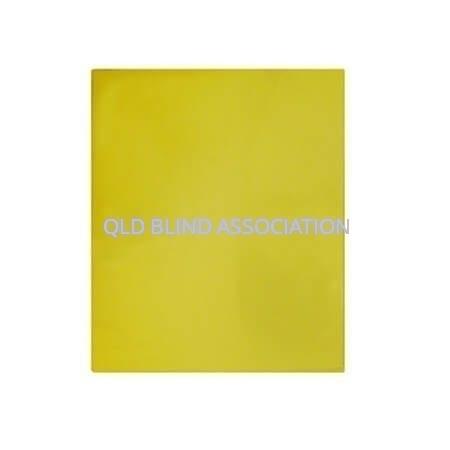 Yellow Acetate Magnifying Sheet Enhancer A4