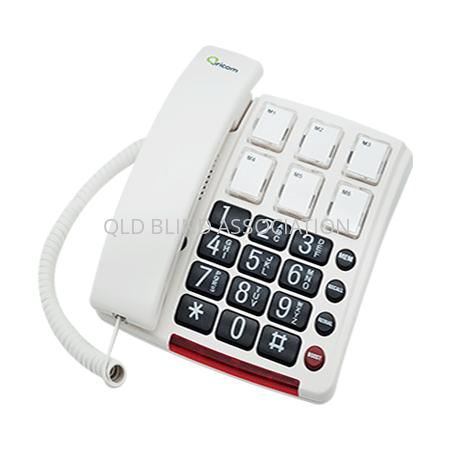 Ring Keypad Red Light