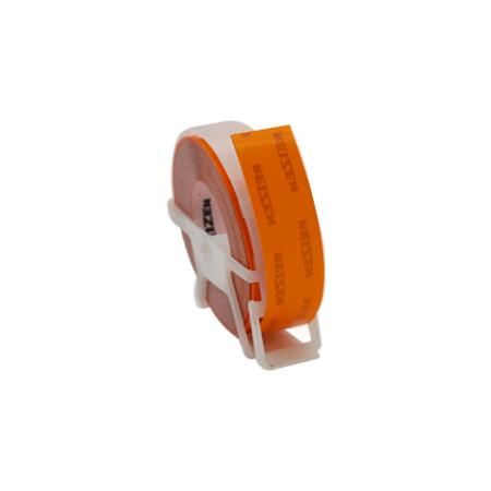 Orange Embossing Tape