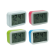 Talking LCD Digital Clock Alarm And Temperature