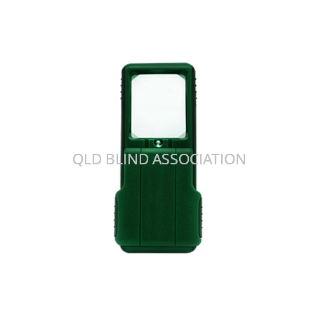 Snap Out Lighted Magnifier 5X